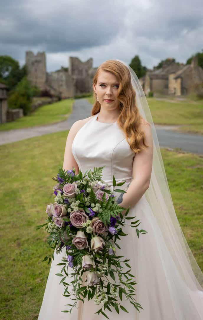 Bolton castle Wedding photographer | Halifax wedding photographer