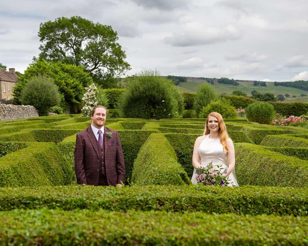 Bolton Castle Wedding photographer | West Yorkshire wedding photographer