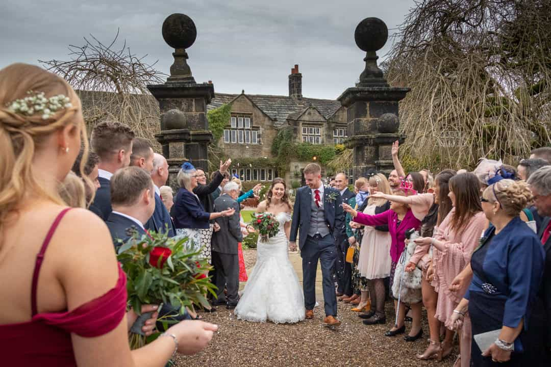 Holdsworth House Wedding photographer | Halifax wedding photographer