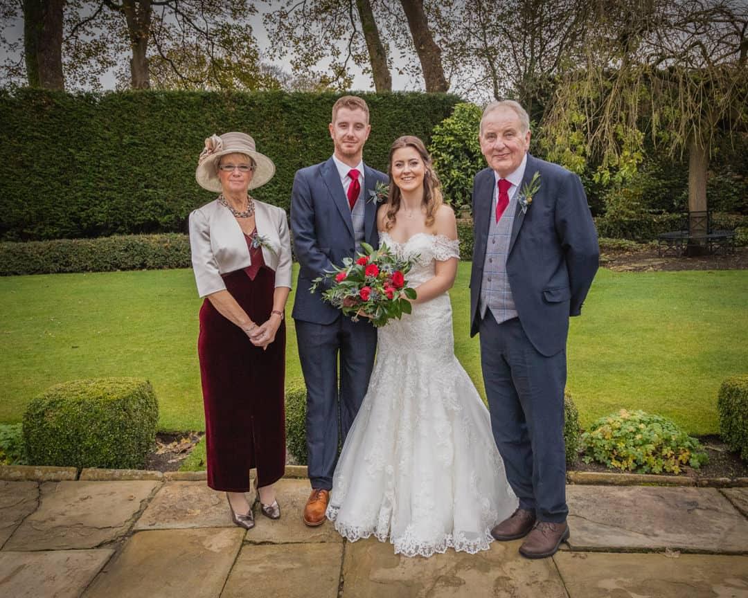 Halifax wedding photographer | Holdsworth House wedding photographer
