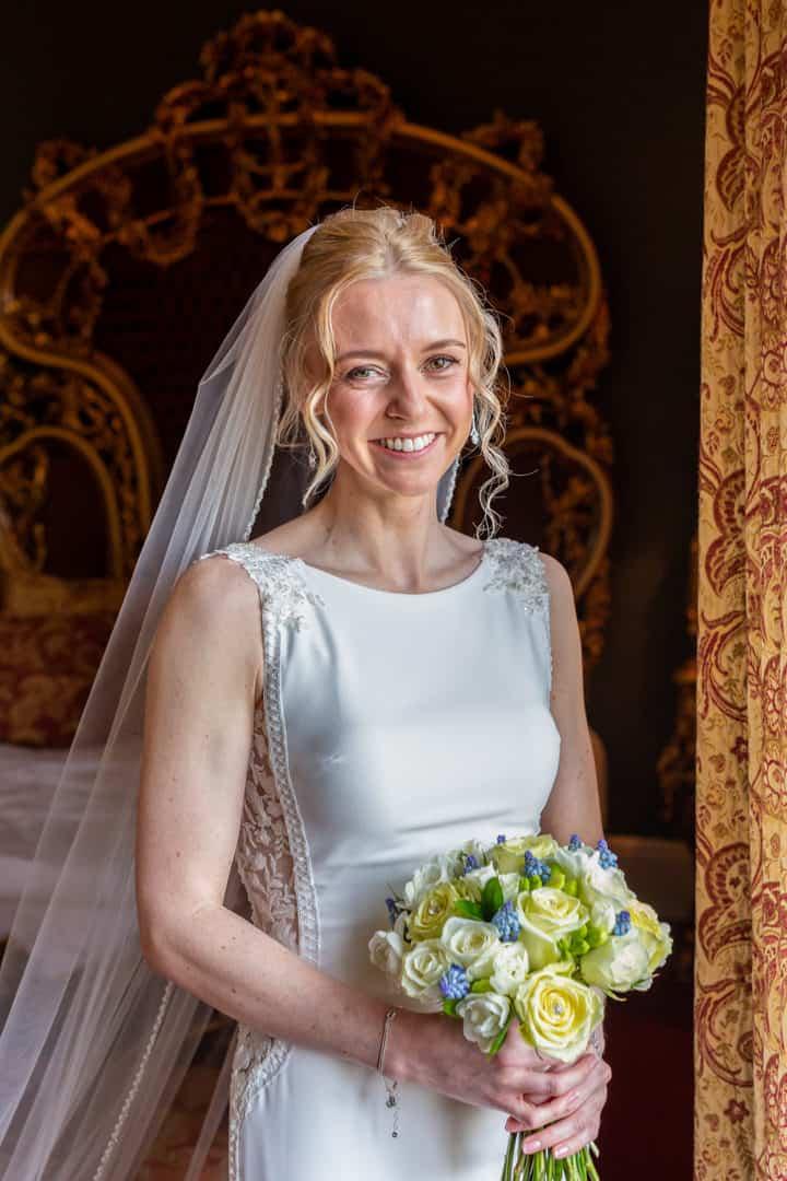 Allerton Castle wedding photographer | Leeds wedding photographer