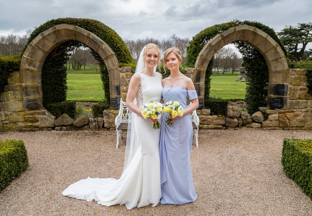 West Yorkshire wedding photographer | Allerton Castle wedding photographer