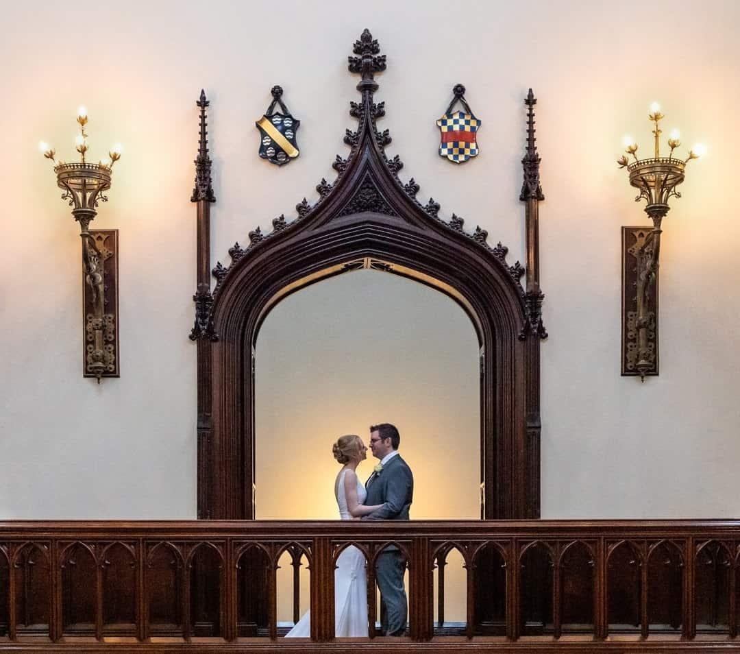 Allerton Castle wedding photographer | Yorkshire wedding photographer